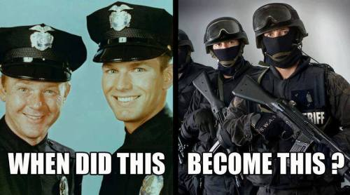 when-did-the-police-turn-into-soldiers